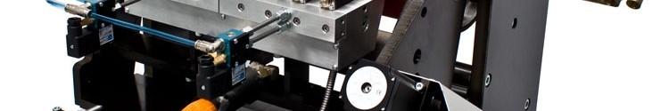 Hot melt adhesive coating station for printers