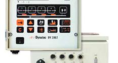 Hot melt adhesive pattern controller